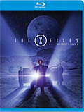 The X-Files: Season 8 Bluray