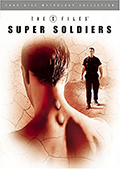 The X-Files Mythology Volume 4: Super Soldiers DVD
