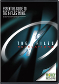 The X-Files Revelations DVD