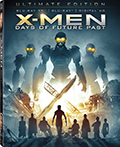 X-Men: Days of Future Past 3D Bluray