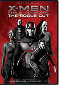 X-Men: Days of Future Past: The Rogue Cut DVD
