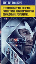 X-Men First Class Best Buy Exclusive Edition Bluray