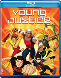Young Justice: Season 1 Bluray