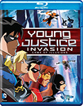 Young Justice: Season 2 Bluray