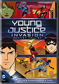 Young Justice: Season 2 Part 1 DVD