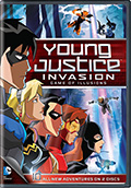Young Justice: Season 2 Part 2 DVD