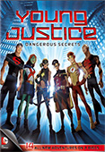 Young Justice: Season 1 Parrt 2 DVD