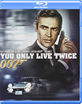 You Only Live Twice Bluray