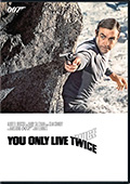You Only Live Twice Re-release DVD