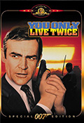 You Only Live Twice Special Edition DVD